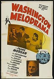 Washington Melodrama Poster
