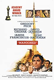 Marooned (1969) Poster - Movie Forum, Cast, Reviews