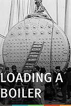Image of Loading a Boiler