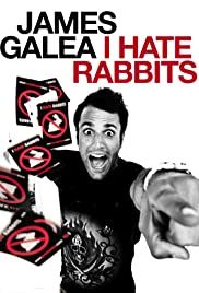 I Hate Rabbits Poster