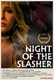 Night of the Slasher (2015) Poster - Movie Forum, Cast, Reviews