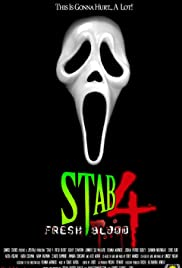Stab 4: Fresh Blood Poster