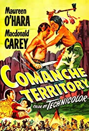 Comanche Territory (1950) Poster - Movie Forum, Cast, Reviews