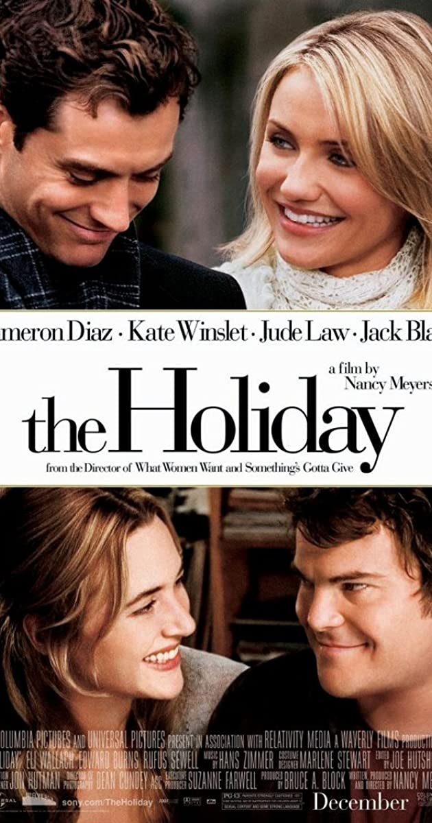 The Holiday (2006) - IMDb