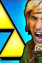 The Legend of Zelda Rap Poster