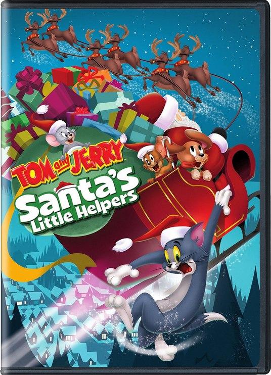 Tom & Jerry Santa's Little Helpers
