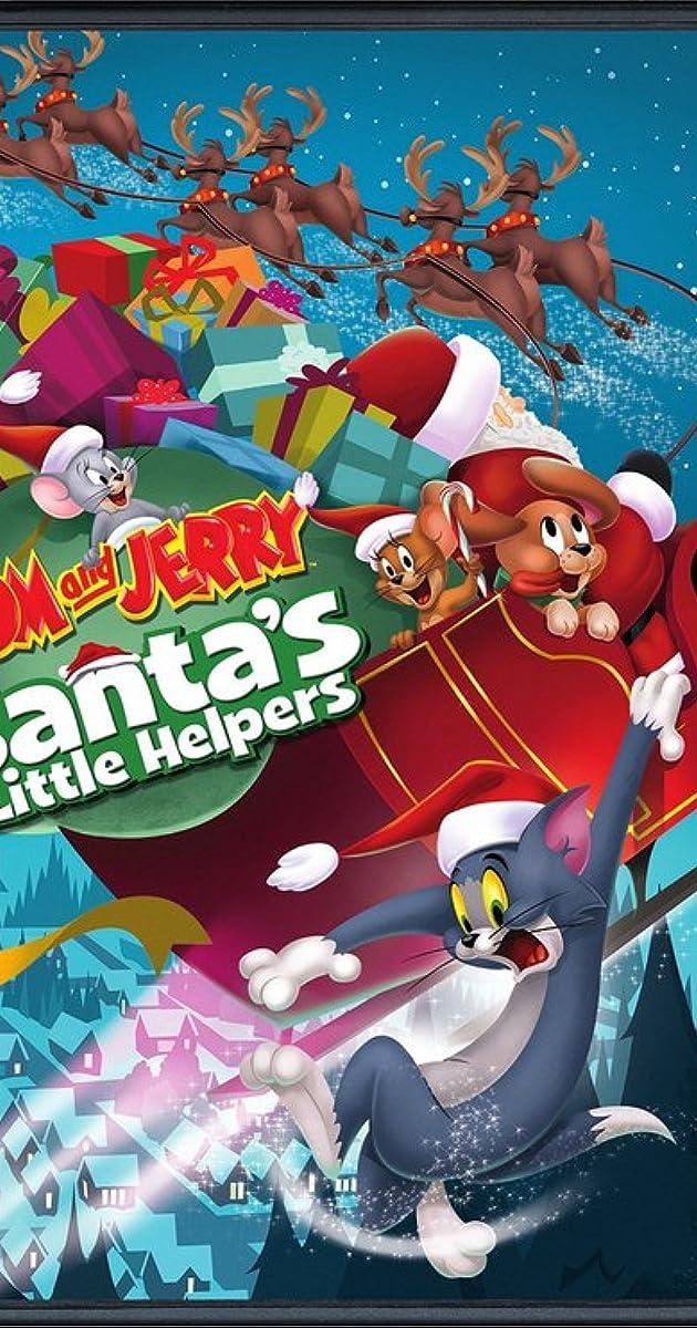 Tomas ir Džeris. Mažieji Kalėdų Senelio pagalbininkai / Tom And Jerry: Santa's Little Helpers (2014) Online