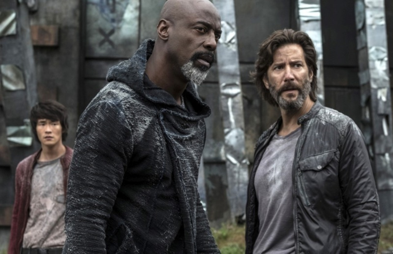 The 100 S04E03 – The Four Horsemen