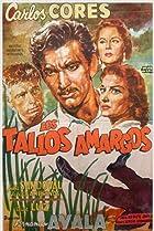 Los tallos amargos (1956) Poster