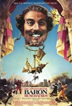 Primary image for The Adventures of Baron Munchausen