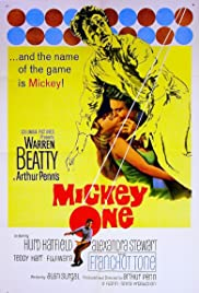 Mickey One (1965) Poster - Movie Forum, Cast, Reviews