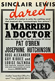 I Married a Doctor Poster