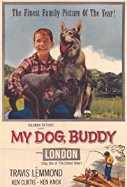 My Dog, Buddy Poster
