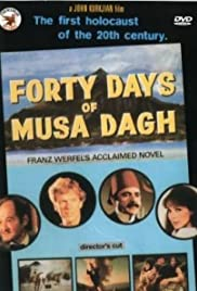 Forty Days of Musa Dagh Poster