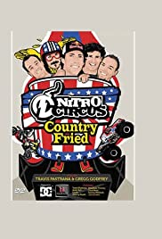 Nitro Circus Country Fried Poster