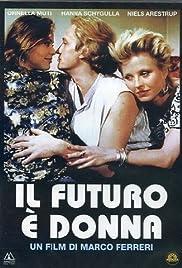 Il futuro è donna Poster