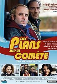 Des plans sur la comète Poster