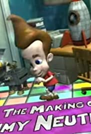 The Making of 'Jimmy Neutron' Poster