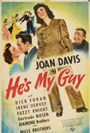 He's My Guy Poster