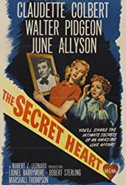 The Secret Heart (1946) Poster - Movie Forum, Cast, Reviews