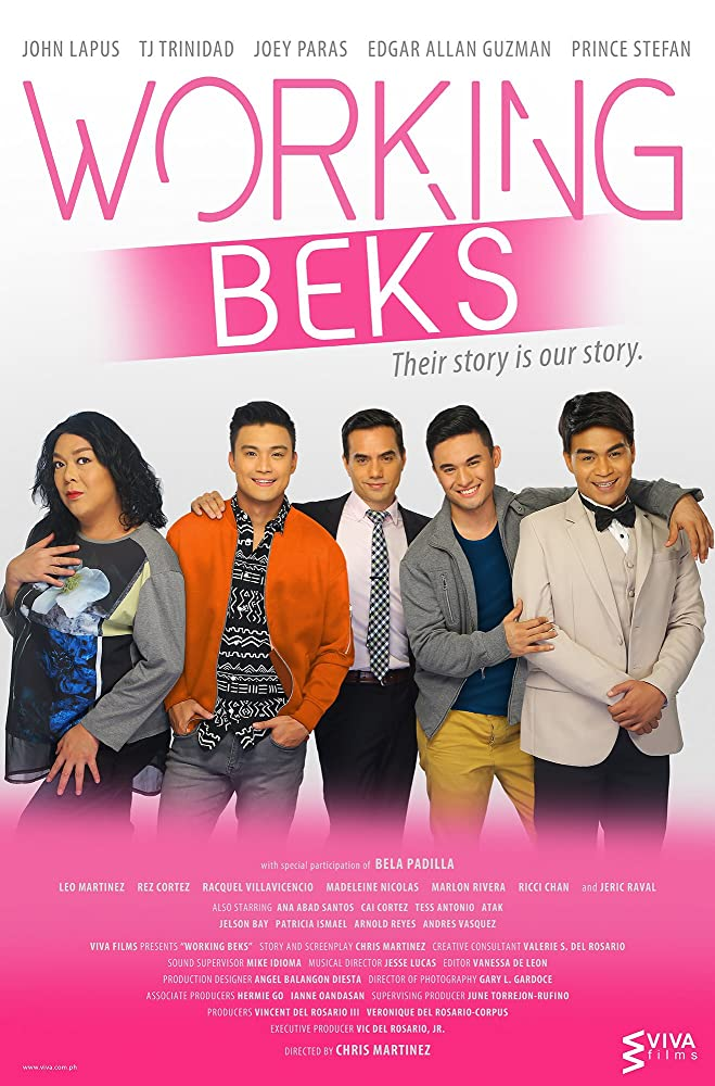 Working Beks (2016) HDRip