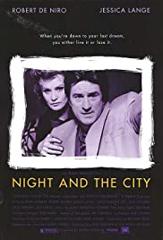 Night and the City(1992) Poster - Movie Forum, Cast, Reviews