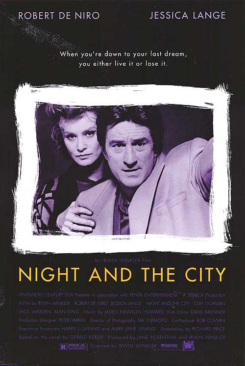 Night and the City Watch Full Movie Free Online
