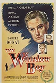 The Winslow Boy (1948) Poster - Movie Forum, Cast, Reviews