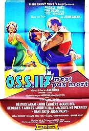 O.S.S. 117 n'est pas mort Poster