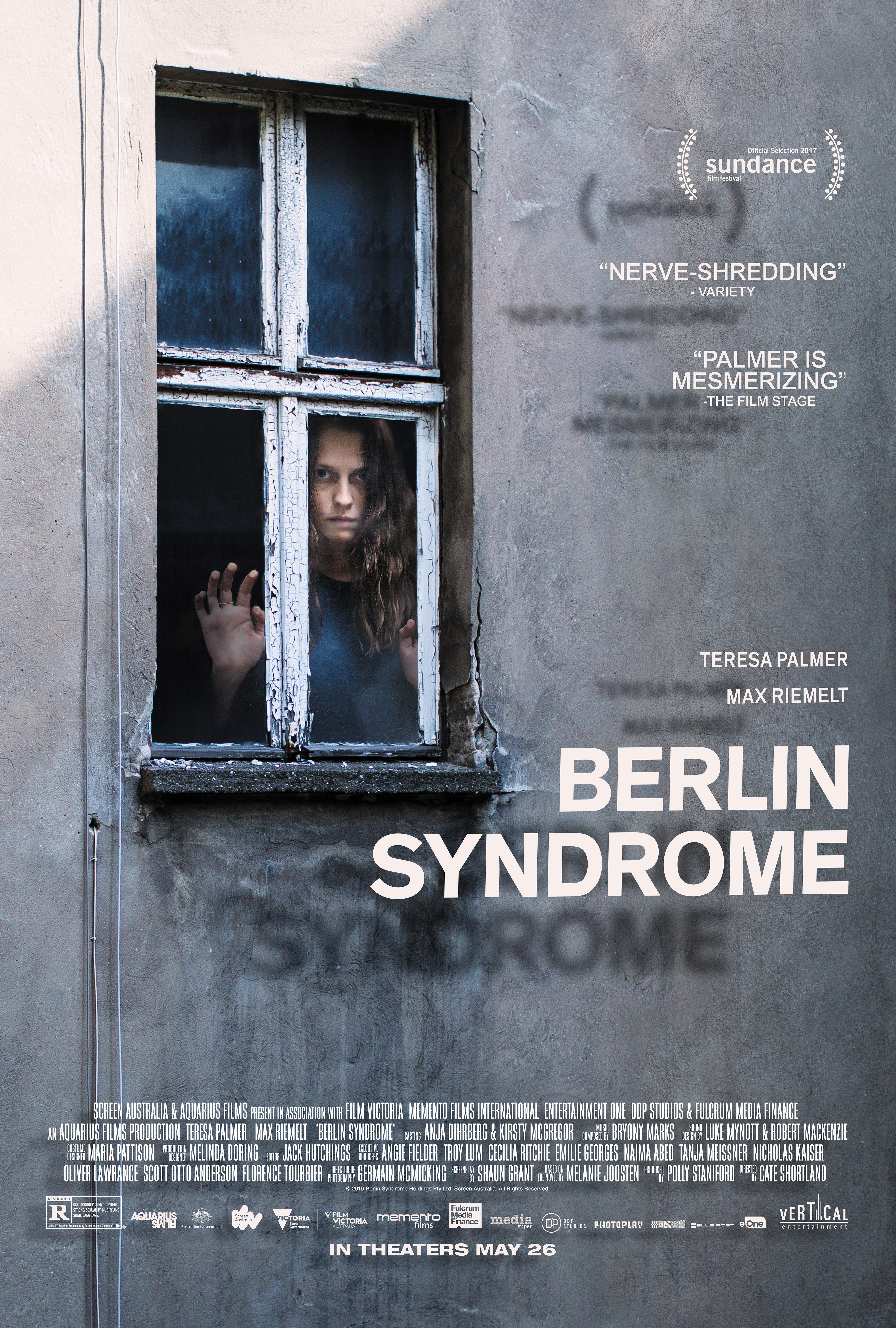 Berlin Syndrome - Berlin Sendromu