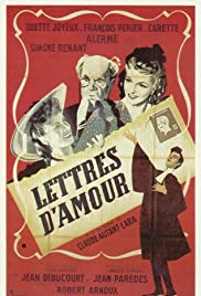 Lettres d'amour Poster