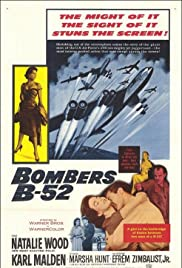Bombers B-52 (1957) Poster - Movie Forum, Cast, Reviews