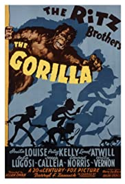 The Gorilla (1939) Poster - Movie Forum, Cast, Reviews