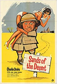 Sands of the Desert Poster