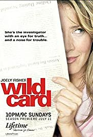 Wild Card Poster - TV Show Forum, Cast, Reviews