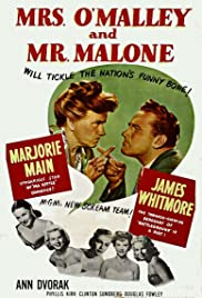Mrs. O'Malley and Mr. Malone (1950) Poster - Movie Forum, Cast, Reviews