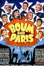 Boum sur Paris Poster