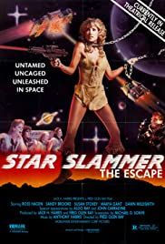 Star Slammer(1986) Poster - Movie Forum, Cast, Reviews