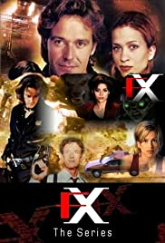 F/X: The Series Poster - TV Show Forum, Cast, Reviews