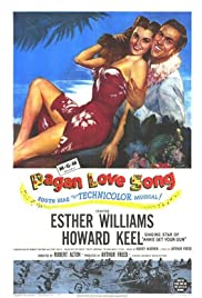 Pagan Love Song (1950) Poster - Movie Forum, Cast, Reviews