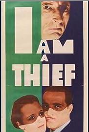 I Am a Thief Poster