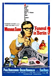 Funeral in Berlin (1966) Poster - Movie Forum, Cast, Reviews