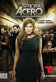 Señora Acero Poster - TV Show Forum, Cast, Reviews