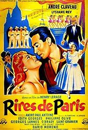 Sins of Paris Poster