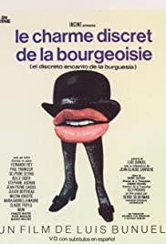 The Discreet Charm of the Bourgeoisie(1972) Poster - Movie Forum, Cast, Reviews