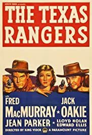 The Texas Rangers (1936) Poster - Movie Forum, Cast, Reviews