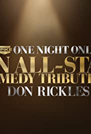Don Rickles: One Night Only Poster