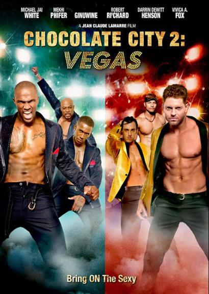 Czekoladowe miasto: Vegas Strip (2016)