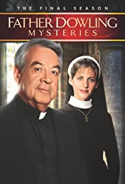 The Fugitive Priest Mystery Poster