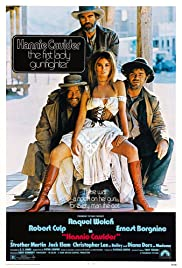 Hannie Caulder (1971) Poster - Movie Forum, Cast, Reviews